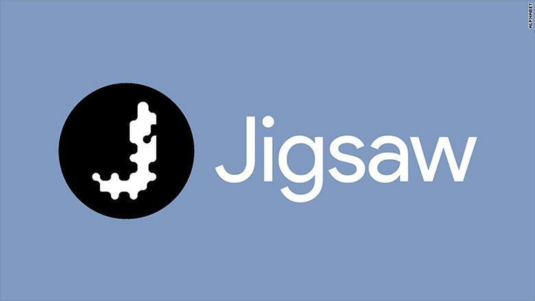 google jigsaw logo