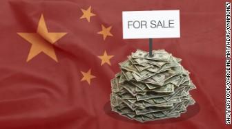 china debt selloff