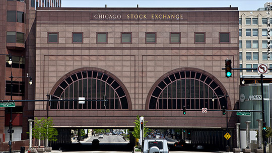 A Chinese takeover of the Chicago Stock Exchange just got blocked
