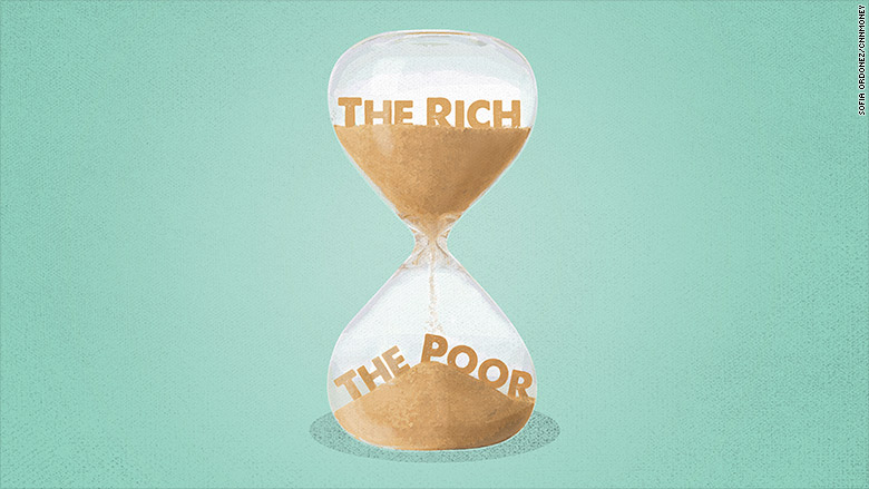 rich poor life expectancy custom SO