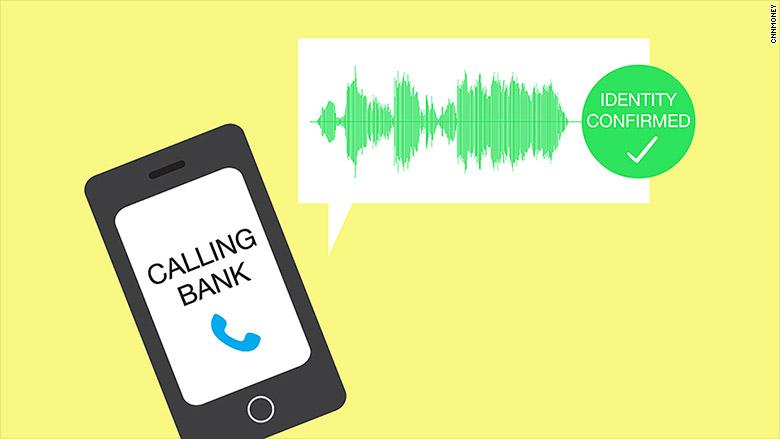 phone bank identity