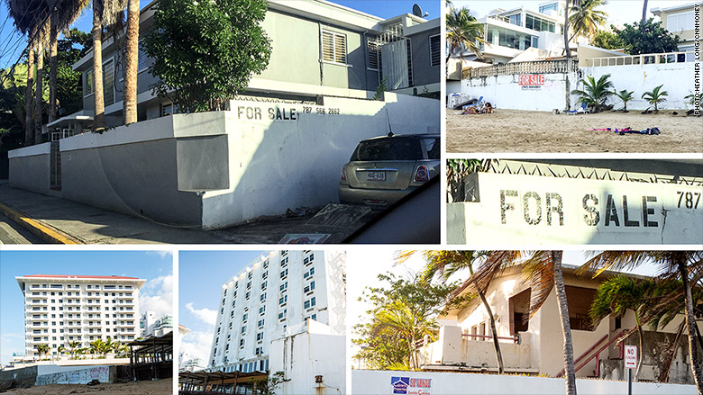There's a big sale on Puerto Rican homes