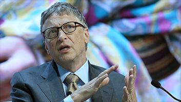 Bill Gates is now worth $90 billion