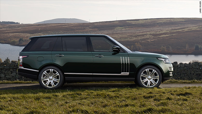 Difference Between Land Rover And Range Rover >> Sticker Price For A 2011 Range Rover   Autos Post