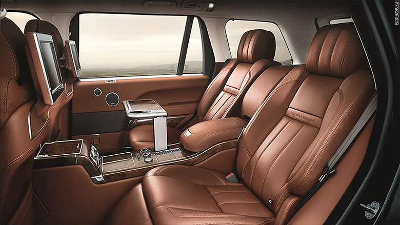 ot ballers land rover unveils 245 000 suv. Black Bedroom Furniture Sets. Home Design Ideas