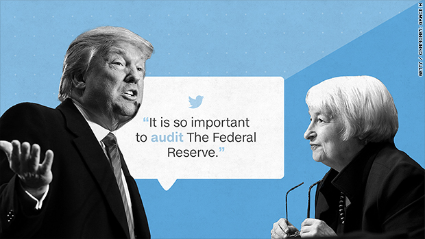 What would a President Trump mean for the Fed?