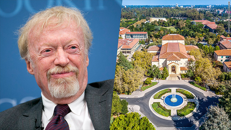 phil knight stanford university