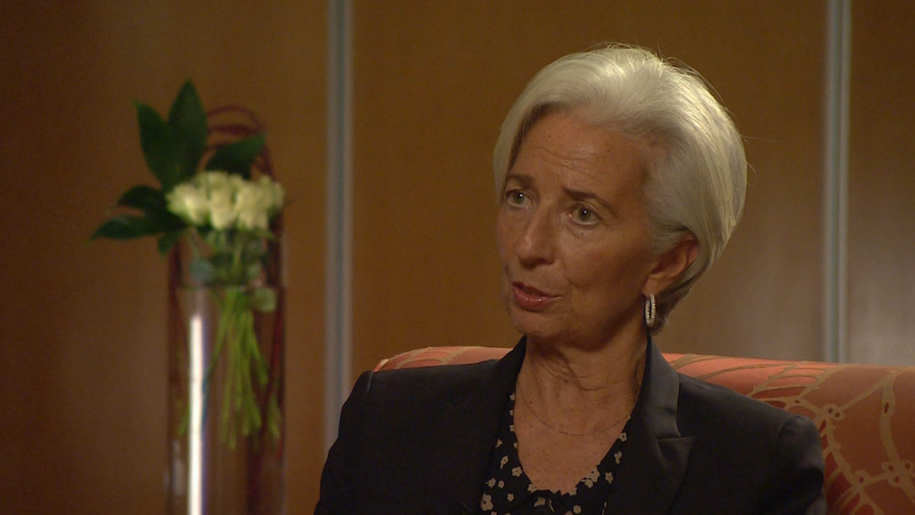 Lagarde: IMF ready to help struggling oil economies