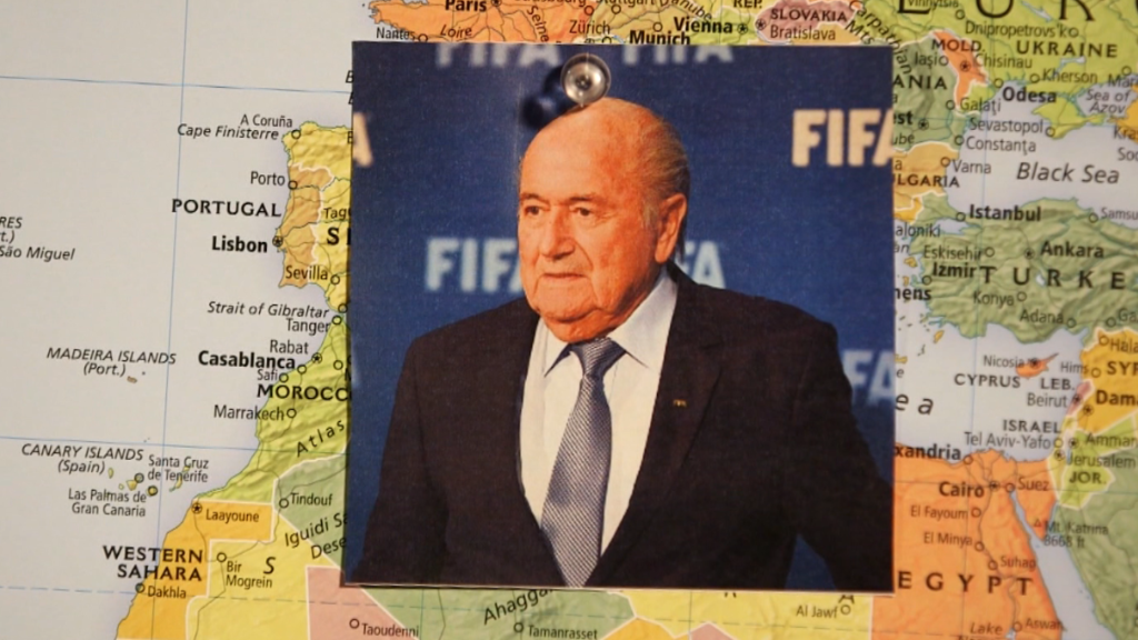 FIFA's global web of corruption