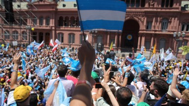 Argentina rakes in cash from new tax law