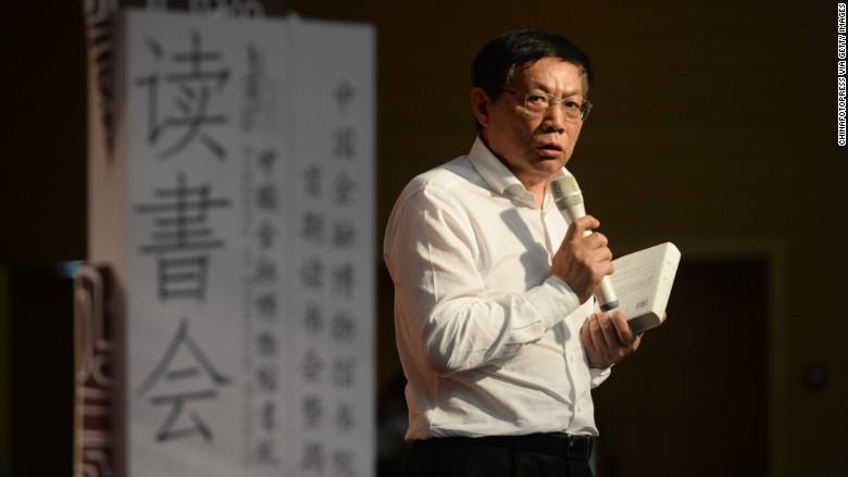 ren zhiqiang censorship