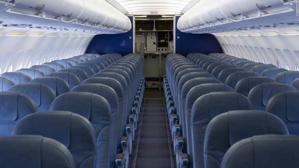 Here's why airlines overbook