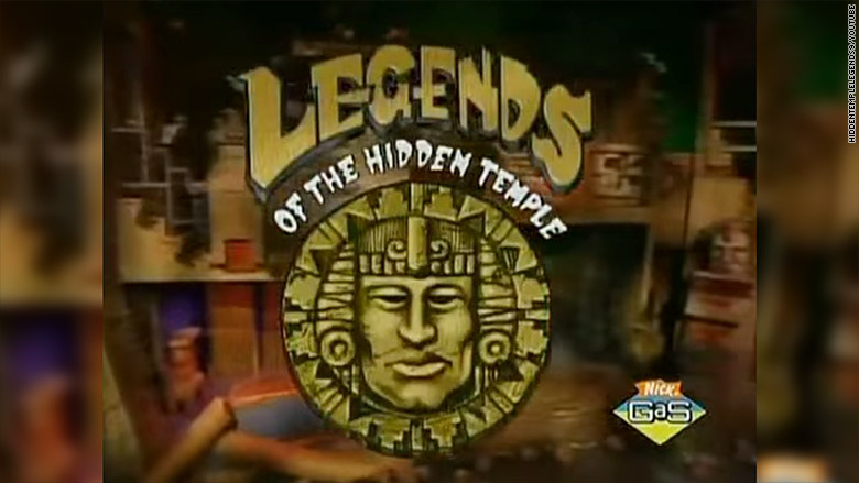 legends of the hidden temple still