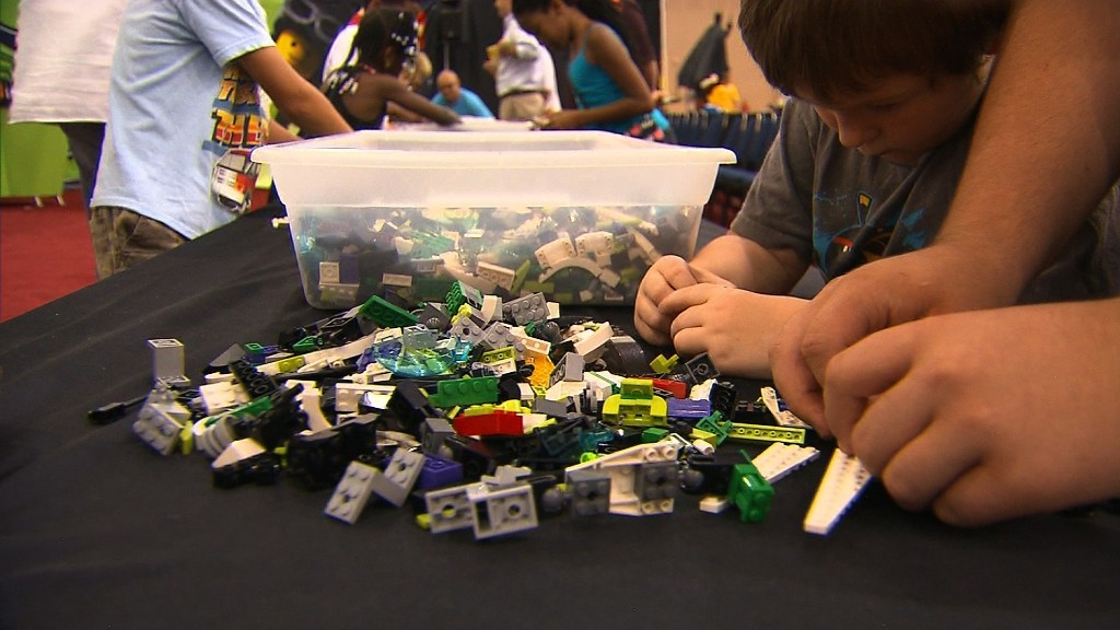 Lego CEO: We kept 'Star Wars' alive