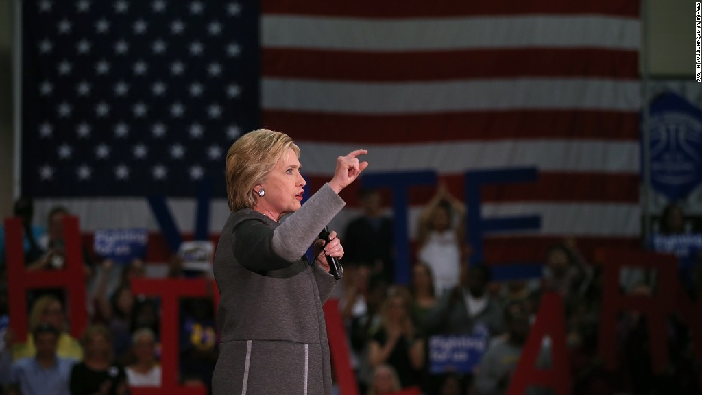 Hillary Clinton: We'll put coal miners out of business