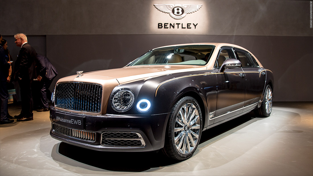 bentley mulsanne cool cars from the 2016 geneva motor. Black Bedroom Furniture Sets. Home Design Ideas