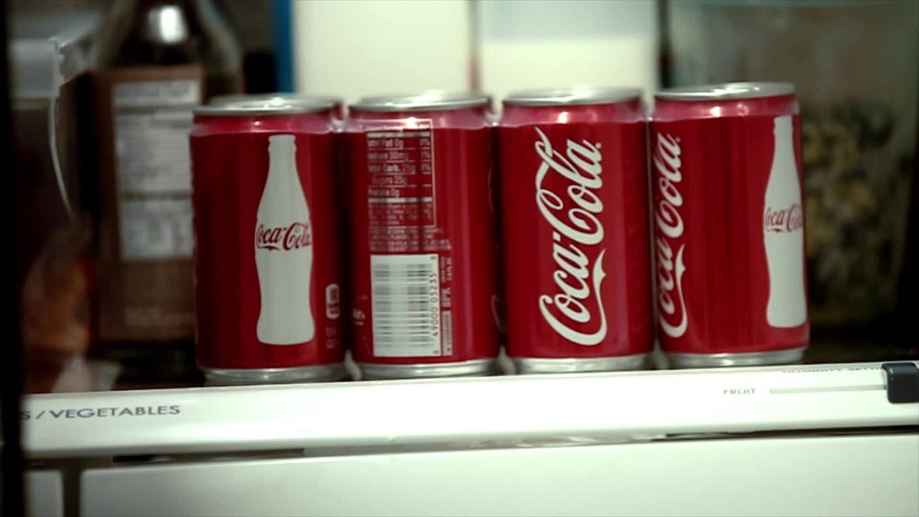 How Coke gets consumers to pay more for less soda