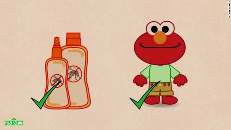 Zika Sesame Street YouTube