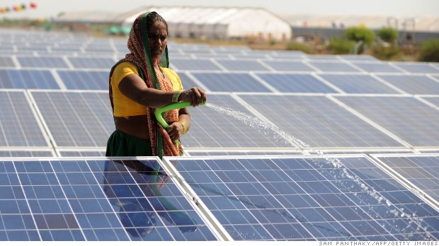Will hitting China with tariffs kill India's solar dreams?