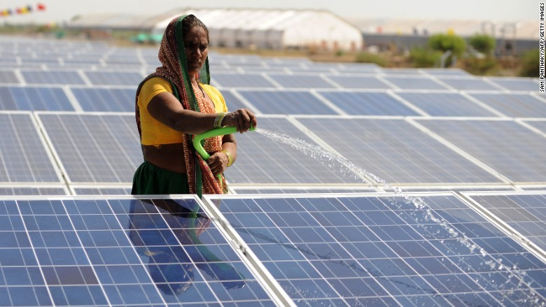 India S Big Move Into Solar Is Already Paying Off