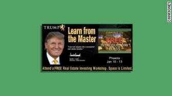 trump university ad