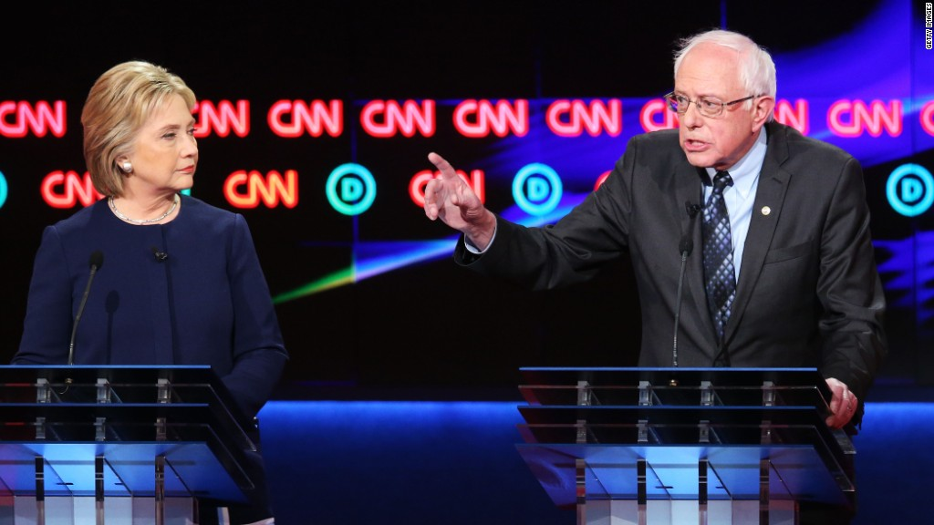 Democratic debate: Checking the claims on trade and gun violence