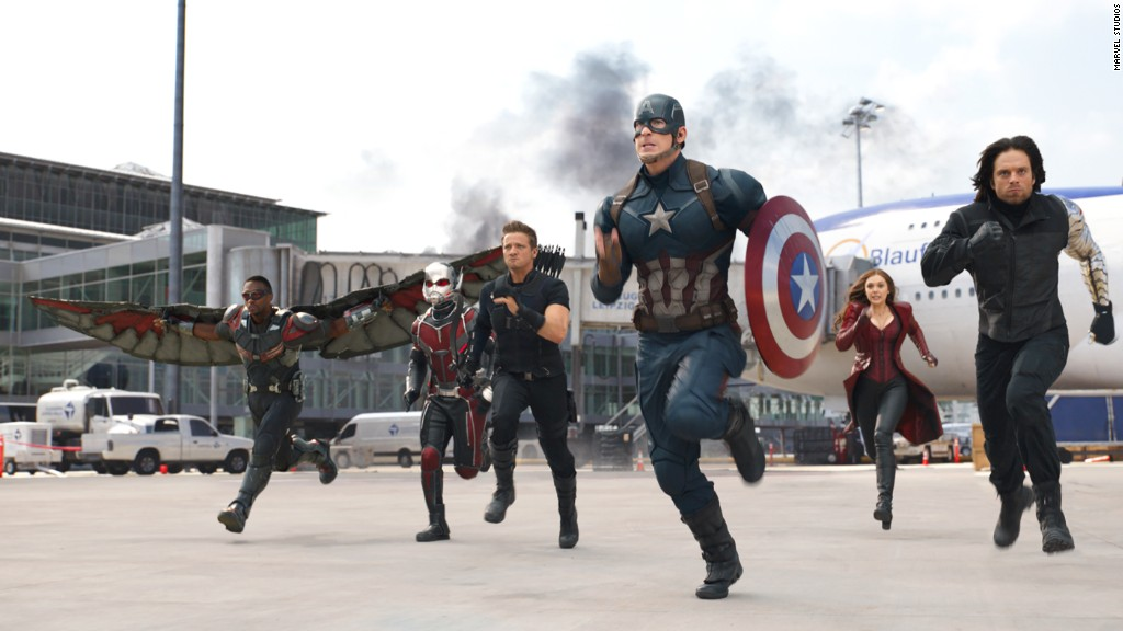 New 'Captain America: Civil War' trailer includes Spider-Man