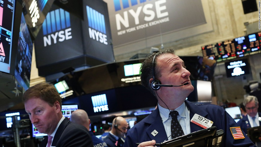 5-week winning streak ends for stocks