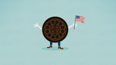 Oreo maker is worried about rise of populism