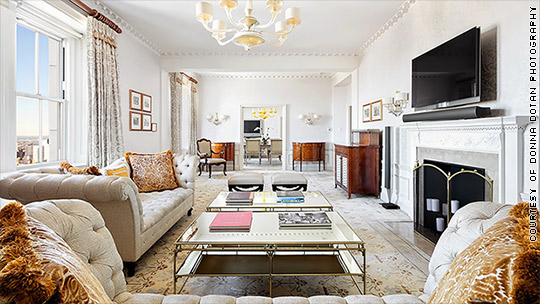 Inside New York's $500,000 a month rental (credit cards accepted)