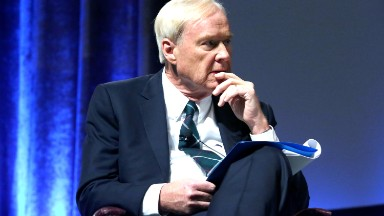 Chris Matthews apologizes for making joke about 'Bill Cosby pill'