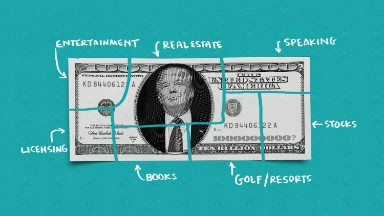 What we know about Trump's money