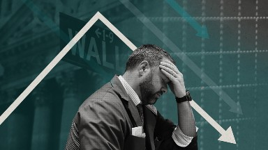 6 days of stock market turbulence
