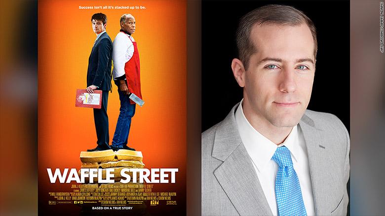 waffle street poster jimmy adams