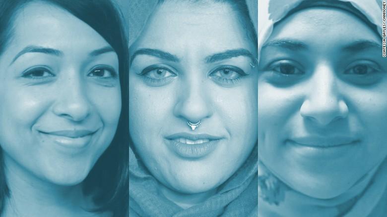 muslim feminists main images three
