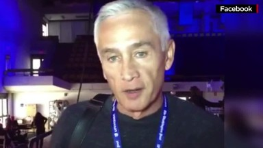 Jorge Ramos finding a new audience on Facebook Live