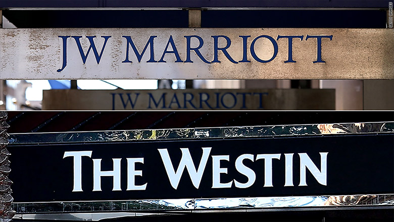 marriott starwood westin