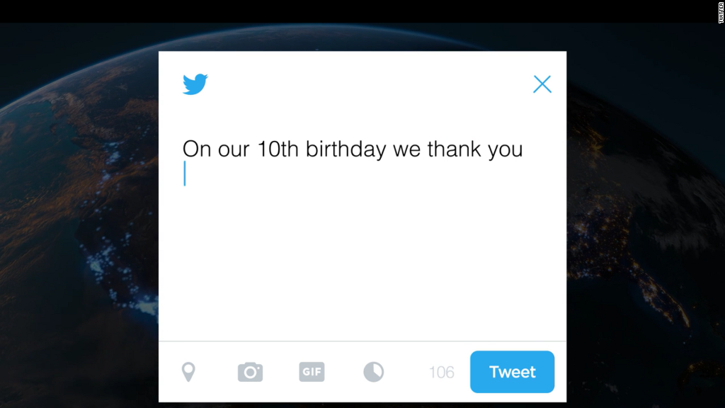 Tweets that changed the world