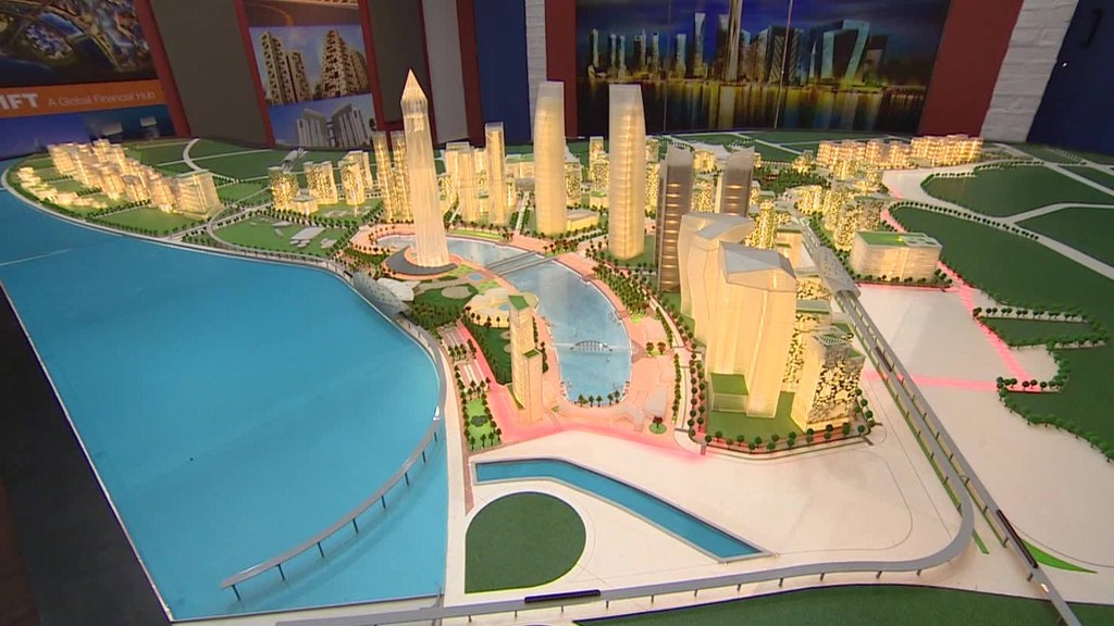 Cisco bets big on 'Smart Cities'