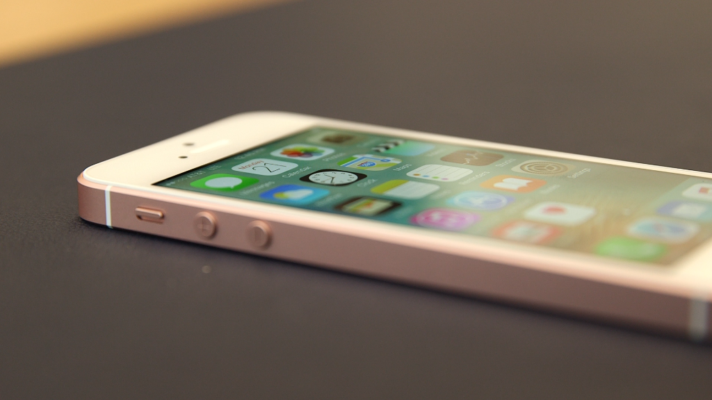 Hands-on with Apple's iPhone SE