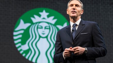 Howard Schultz's advice for the Class of 2017