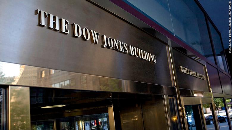 dow jones headquarters new york
