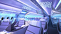 Your next flight could be in this new Airbus cabin