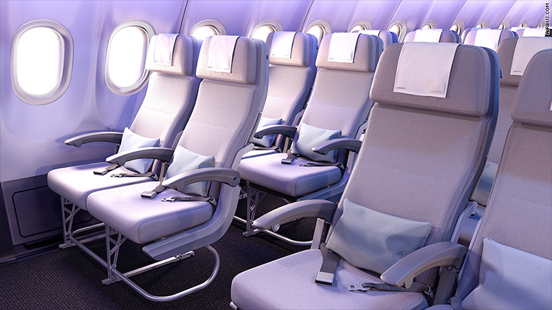 airbus airspace seats