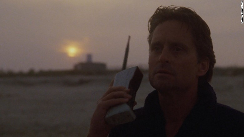 gordon gekko phone
