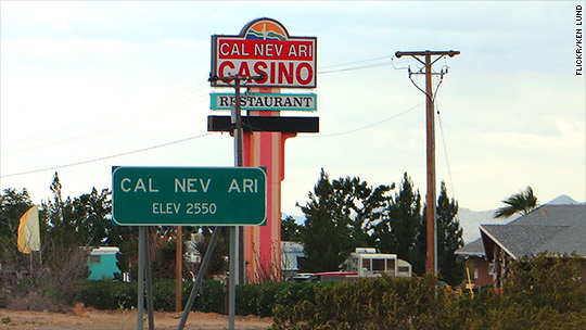You can buy this Nevada town for $8 million