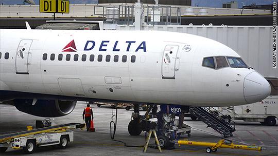 Delta pilots seeking 40% pay hikes - Mar. 29, 2016
