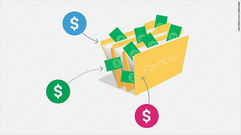 funds diversified portfolio
