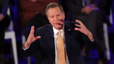 Kasich vows to defend Medicaid from GOP cuts