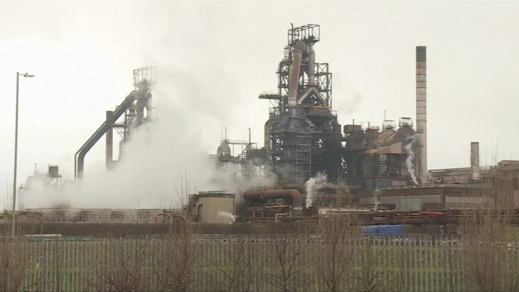 Tata Steel hopes to sell UK business